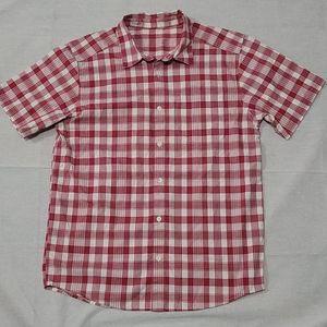 Patagonia Plaid Short Sleeve Shirt